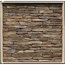faux brick wall panels home depot canada