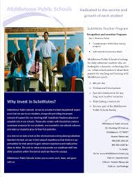 middletown public schools welcome substitute teachers click here to be directed to the substitute quick start guide for aesop printable pdf format
