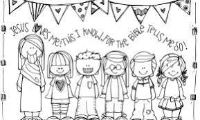 New Images Of Jesus Loves Me Coloring Page Printable And Online At