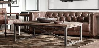 Best Restoration Hardware Coffee Table As Well As Lovable Restoration  Hardware Coffee Table Restoration Hardware