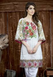 Gul Ahmed Design 2017 Stylish Kurti Designs Dresses 2017 Collection By Gul Ahmed