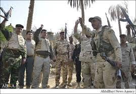 Image result for بسیج مردمی عراق داعش را در فلوجه درهم کوبید