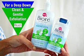 baking soda pore cleanser biore epielle how i keep my pores clean fashion lifestyle home