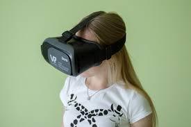 <b>Очки виртуальной реальности Buro</b> VR-368. Окунись в другой ...