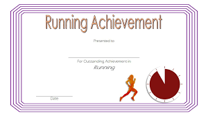 Fun Run Certificate Template Editable Running Certificate 2 Paddle At The Point