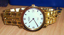 mens rotary swiss watch rotary elite genoa mens luxury gold plated swiss made watch date