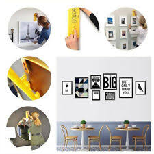 photo picture hang level make hanging easy picture frame tool gadget art sm new