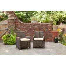 northshore patio dining chair with harvest cushions 2 pack stock brown jordan northshore patio furniture