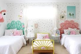 bedroom diys. Kids Bedroom Ideas - My Girls Shared Bedroom, More On The Blog Diys I