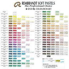Amazon Com Rembrandt Soft Pastel 235 5 Orange Pure Color