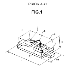 Patente us7023027 diode package having an anode and a cathode patent drawing diode protection circuit