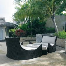 Outdoor Lounge Beds Interesting Catch A Mid Day Nap On These Outdoor Patio  Daybeds