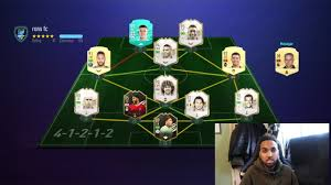 I PLAY PHIL FODEN IN FIFA 21 DIVISION RIVALS!! (99 PRO CARD) - YouTube