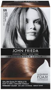 Cantu hair care $4.99, get $4 rr when you buy one pay $0.99 each after coupon and rr. John Frieda Precision Foam Hair Color Only 4 49 At Target The Krazy Coupon Lady