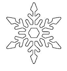 To make snowflakes are ideal christmas crafts for kids and adults alike. Free Printable Snowflake Templates 10 Large Small Stencil Patterns What Mommy Does