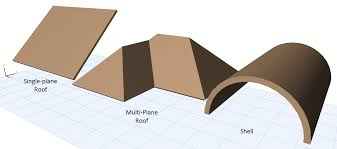 ... Excellent Brown Triangle Modern Plastic Types Of Roofs Stained Ideas  High Definition Wallpaper Images