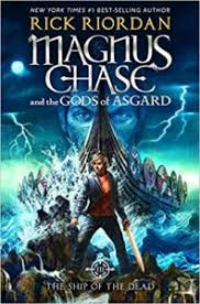 magnus chase and the s of asgard series