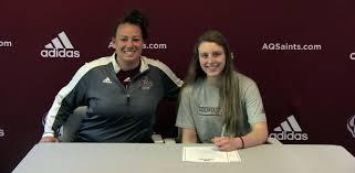 Women's Soccer Signs West Catholic's Iris Smith - Aquinas College