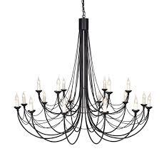 carisbrooke 18 light chandelier elstead lighting