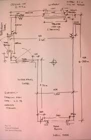 How to draw a room plan to scale. survey drawing