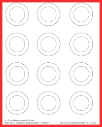 Button Template Word Free Diagram Templates Word Template Lab 2 Circle Doc 3 8 4