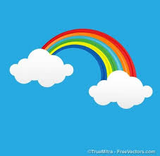 Image result for rainbows animation