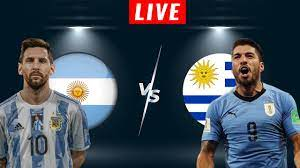 🔴Argentina vs Uruguay | Uruguay vs Argentina | World Cup Qualifiers LIVE  MATCH TODAY 2021 - YouTube