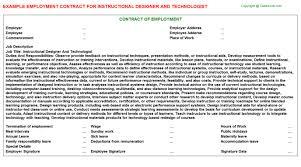 Instructional Designer Resume Beauteous Instructional Designer Resume Resume Badak