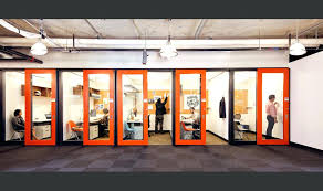 Office space online free Modern Office Space Design Technology Shift Sparks Rethinking Of Conventional Office Space Office Space Designers Near Office Space Jdornanus Office Space Design Transparent Glass Wall Divider Partition For