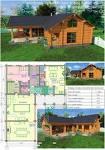 Проекты домов и бань фото