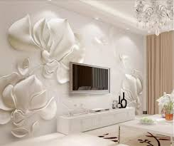 Beibehang مخصص خلفيات 3d الجداريات Papel دي Parede الجص تنقش