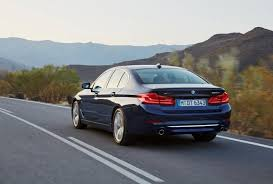 new car launches julyBMW will launch the allnew 5 Series sedan in India by July 2017