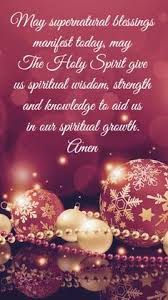 Christmas Blessing Quotes Fascinating A Christmas Prayer The True Spirit Of Christmas DAILY PRAYER