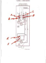 How To Install An Electric Hot Water Heater Water Heater Wiring Schematic Water Heater Wiring Schematic