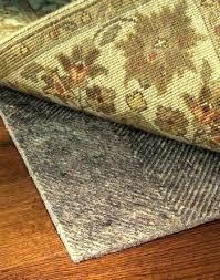 rug pads for wood floors rug pads for wood floors how felt rug pad saves hardwood rug pads