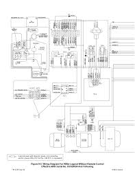 miller legend wiring diagram miller image wiring miller electric legend aead 200 le user manual page 48 68 on miller legend wiring diagram