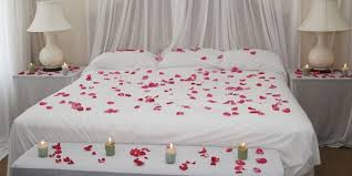 Romantic Bedroom For Her Ideas For A Romantic Evening At Home For Her Bedroom Red Bedroom