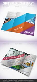 Trifold Brochure Size Smart Trifold Brochure Graphicriver Brochure Size 8 5 X 11 3mm