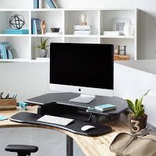 Standing Desk Extension Height Adjustable Standing Desks Free Shipping Nz Wide