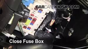interior fuse box location toyota corolla toyota interior fuse box location 2009 2013 toyota corolla 2010 toyota corolla s 1 8l 4 cyl