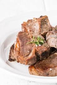 How To Bake Lamb Chops
