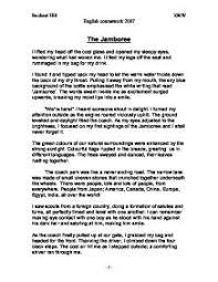 Examples Of Descriptive Essay About A Place Describe A Place Essay Examples Under Fontanacountryinn Com
