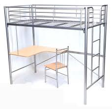 astounding metal loft bunk bed with desk underneath modern office metal bunk bed with desk underneath astounding