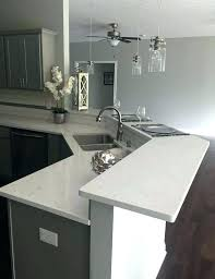 white quartz fairy on gray cabinet for project with cherry cabinets countertops cherry cabinets with quartz countertops
