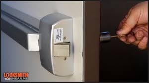 Push Bar Door Repair | 24/7 Exit Door Lock & Handle Maintenance