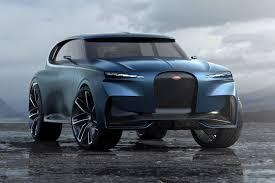 2014 bugatti grand sport vitesse. The Bugatti Spartacus Suv Gives The Company Its Own Lamborghini Urus Moment Yanko Design