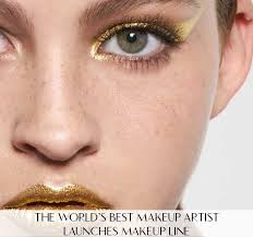 pat mcgrath s debut beauty item gold 001 is being launched ahead of her cosmetics line because she felt the world couldn t wait for it the make up artist
