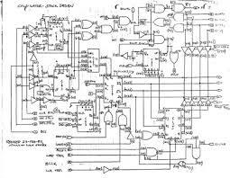 pdp 8 schematics the wiring diagram wire wrap days j peterson schematic