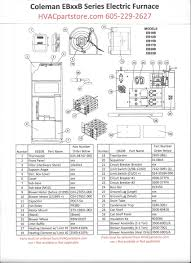 lennox electric furnace wiring diagram boulderrail org Wiring Diagram For Furnace eb20b coleman electric furnace parts hvacpartstore throughout lennox wiring wiring diagram for furnace blower motor