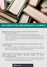 Easy Annotated Bibliography Annotated Bibliography Samples
